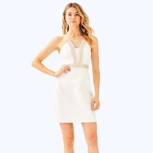 Lilly Pulitzer Trista Shift Dress Resort White